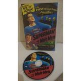 Dvd Superman E O Homem Verruga / George Reeves (filme Raro)