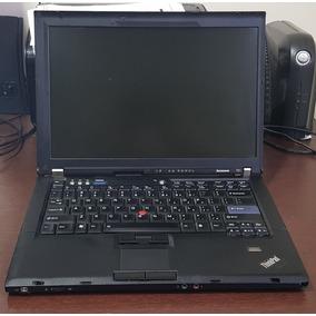 Notebook Thinkpad Lenovo T61 Core 2 Duo 2.0 2gb C/ Defeito