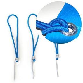 Pino Elástico Para Capakit Azul Pct. Com 30 Un.