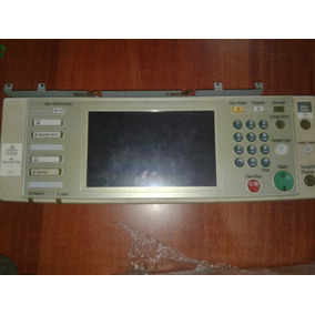 Panel Táctil Ricoh Mpc3000