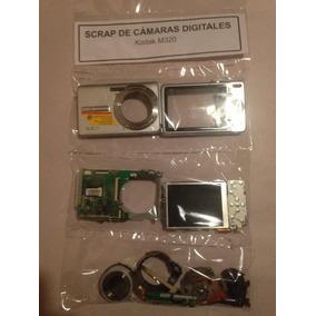 Cámara Digital Kodak M320 - Es Scrap Para Repuestos