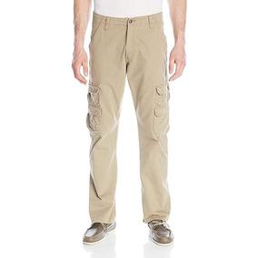 Wrangler Pantalones Cargo Relaxed Fit Hombre