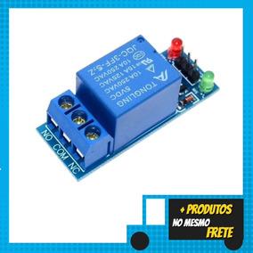 Módulo Relé 5v 220v Para Arduino