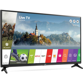 Smart Tv Lg 49 Mod. 49lj5500 Geant