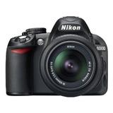 Nikon D3100 Cámara Réflex Digital Con 18-55 Mm F / 3,5-5,6 E