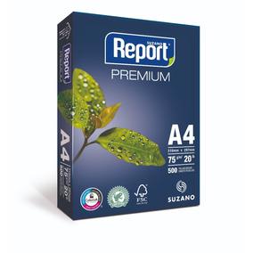 Report - A4 75 Grs - Caja Con 5 Unidades