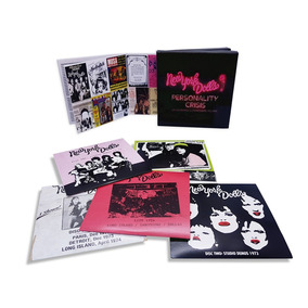 New York Dolls Personality Crisis - Box Com 5 Cds Raro