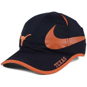 Nike Texas Longhorns Ncaa Gorra Aerobill Big Swoosh Dri-fit 3bcc8ff7532