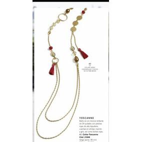 Collar Y Aretes Toscanne By Yanbal Envio Gratis