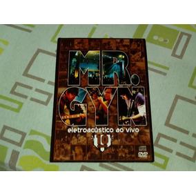 Mr Gyn - Eletroacústico Ao Vivo ( Cd + Dvd )