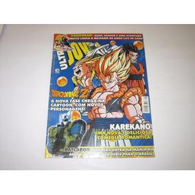 Ultra Jovem - Ano 02 - Nº 09 - Dragon Ball Z / Karekano