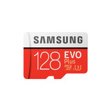 Cartão Samsung Micro Sd Evo Plus 128gb Galaxy S5 S7 S8 S9