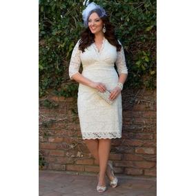 Vestidos de novia civil xl