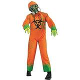 Foro Novedades Bio-peligro Boy Costume- Niño