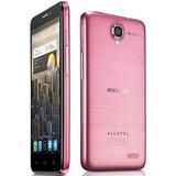 Refacciones Celular Alcatel Idol 6030a One Touch Rosa