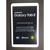 Samsung Galaxy Tab E 9.6 Pulgada