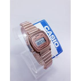 799c495bba07 Reloj Casio La670 Rosa - Reloj de Pulsera en Mercado Libre México