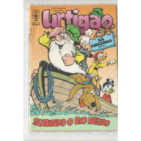 Gibi Disney Urtigão N° 148 (na Amazônia Parte 3)--(813)