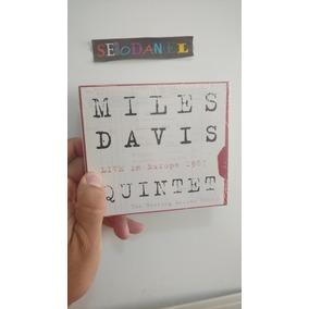 Miles Davis Quintet Live In Europe 3 Cds + 1 Dvd - Lacrado