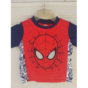 Playera Spiderman Para Niño, Marvel Original