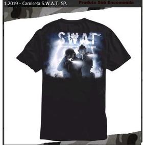 6133d0a46b Camiseta Policia Militar Sp - Calçados