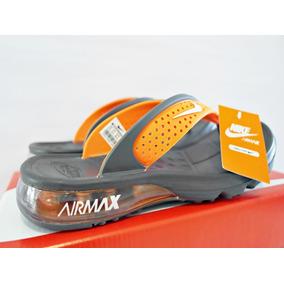 17ecca07e4b Chinelo Nike Air Max Gel Amortecedor no Mercado Livre Brasil
