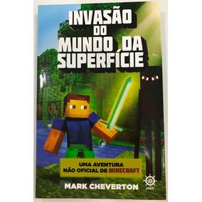 Livro Invasão Do Mundo Da Superfície + Diario De Um Zumbi