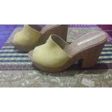 Vendo Zapatos Brasileños Moleca ,un Solo Uso Estado 10/10