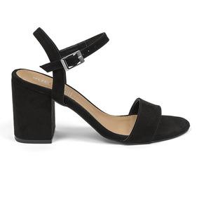 db9dbadbe05 Tacones Negros Numero 4 Mujer Sandalias - Zapatos en Mercado Libre ...
