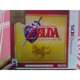 The Legend Of Zelda Ocarina Time 3ds Seminuevo