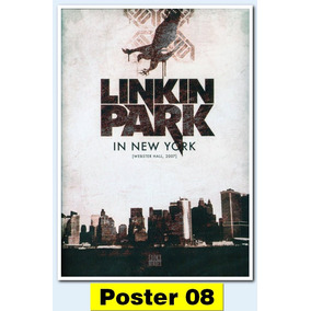 Poster Cartaz Linkin Park 30x40 #008
