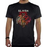 Remera Hombre Slash Apocaliptic Love Inkpronta