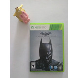 Batman Arkham Origins Xbox 360 Garantizado