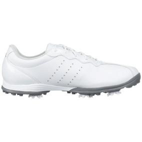 100% authentic f57a0 7090a Tenis adidas Golf Blancos Para Mujer Nuevos Originales 24.5