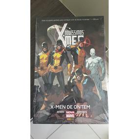 Novíssimos X-men Nova Marvel Lacrados Brian Michael Bendis