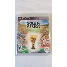 Fifa World Cup 2010 South Africa Ps3 Original Completo