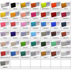 Cerâmica Plástica Pvclay Polymer Clay - Decor 56g Kit Com 10