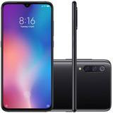 Smartphone Xiaomi Mi 9 128gb Preto Nota Fiscal Lacrado