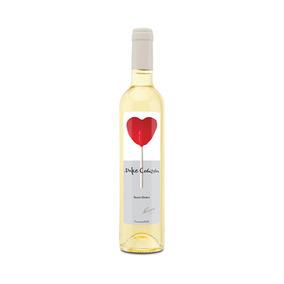 Bebida Alcohol Vino Blanco Dulce Corazon Bodega Iniesta