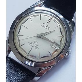 fe4531d05ac Relógio Eska Automático - Relógios no Mercado Livre Brasil