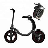 Scooter Eléctrico ¡100% Plegable!, Aluminio, Velo. 30km/h.