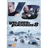 Velozes E Furiosos 8 - Dvd