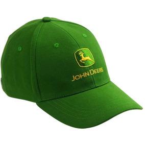 Gorro John Deere Verde Clásico