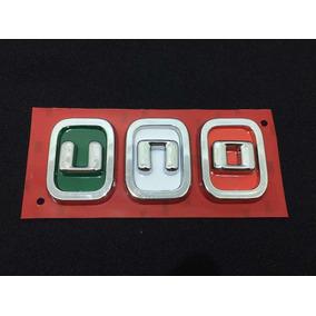 920a595ca1777 Emblema Fiat Com Cores Da Italia - Acessórios para Veículos no ...