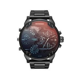3a88b602ea02 Reloj Diesel Dz7395 Blanco Para Hombre - Relojes Pulsera en Mercado ...