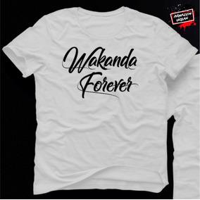 a2bc20b89c Camiseta Pantera Negra - Camisetas para Masculino no Mercado Livre ...