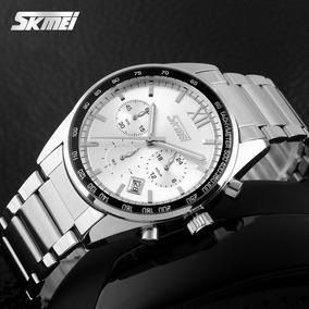 58e2df0bc5e Relógio Quartz Analógico Para Homem Frete Gratis - Relógios De Pulso ...