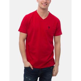 abb251d92d6c7 Camisetas Polo Cuello En V - Camisetas de Hombre en Mercado Libre ...