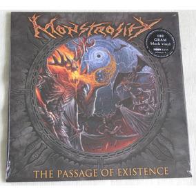 Monstrosity The Passage Of Existence Lp 180g Rise Spiritual