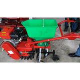 Sembrador De Maiz De 6.5 Hp Transmision Cadena Gasolina